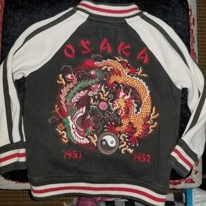 Lucky brand Asian jacket